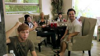 "blessthefall - Behind the Scenes of ""Hey Baby"" Music Video"