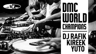 GENRE BNDR - DJ RAFIK x KIREEK x DJ YUTO