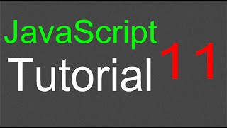JavaScript Tutorial for Beginners - 11 - Loops