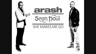 Arash feat. Sean Paul - She makes me go 2013