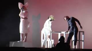 Sia - Reaper @ Coachella (2016/04/24 Indio, CA)