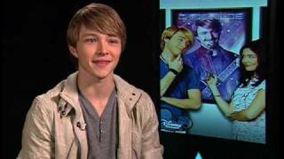 Sterling Knight Gives Details On Dating & StarStruck!