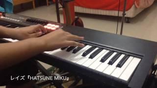 【Raise 】n-buna ft.Hatsune Miku (Piano short ver.)