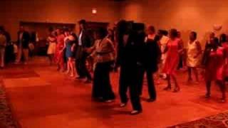 Super Bad/Good Foot James Brown Hustle Line Dance