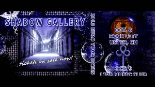 Shadow Gallery live in Europe 2013 promo