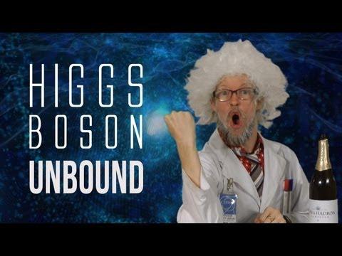 Higgs Boson Unbound - feat. Prof. Scott Ridley [RAP NEWS 14]