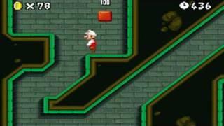 New Super Mario Bros. - World 2-3