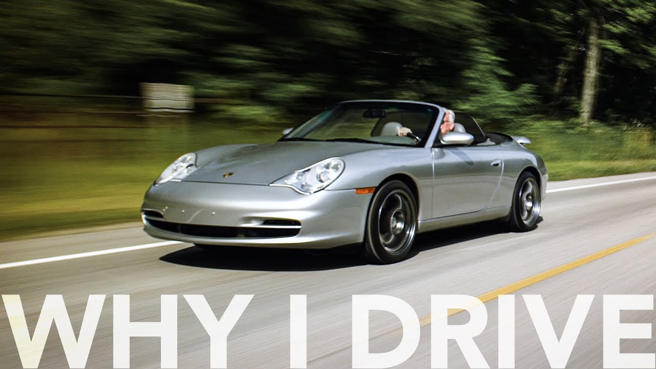 Air- or water-cooled? Keith Hamersma didn't care; he just had to have a 911 ragtop thumbnail