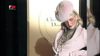 CHRISTIAN DIOR Fall 1997 Paris - Fashion Channel