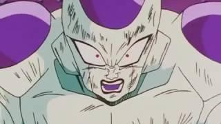 Dragon Ball Z Freeza e cortado em Pedaços