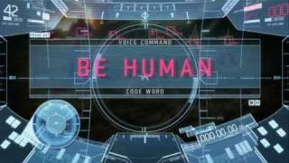 Amv - BE HUMAN width=