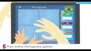 Teach kids Portuguese - 15 Ways for children to learn Portuguese