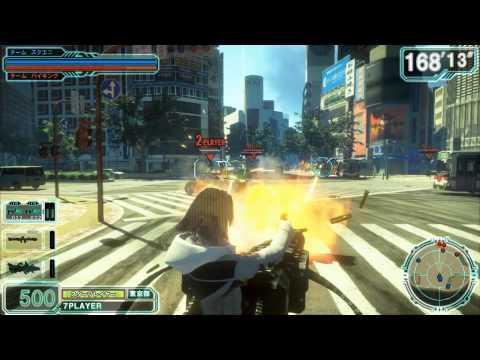 Gunslinger Stratos (ARC)  © Square Enix 2012   1/2