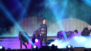 [FANCAM] 150122 Seoul Music Awards Vixx- Error