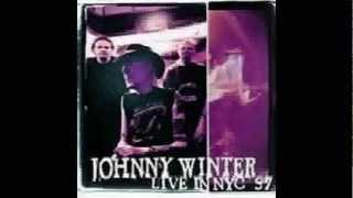Johnny Winter  -  The Illustrated  Man