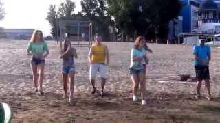 """Пляжный клип от """"Street Project"""" / МОТ – День и Ночь/ Волжский"""