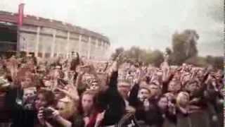 Новия химн на руската младеж.