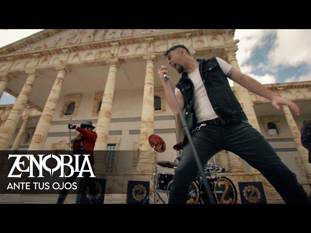 Vídeo de Ante tus ojos de Zenobia