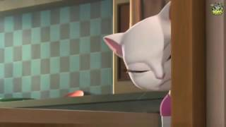 Shape Of You Song Talking Tom and angela verson Hd
