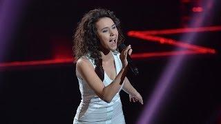 "The Voice of Poland IV - Aleksandra Węglewicz - ""Irreplaceable"" - Nokaut"