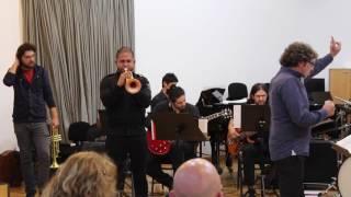 VORO GARCÍA & YTURVIDES VÍLCHEZ, Big Band CSMV dirigida por Ramon Cardo