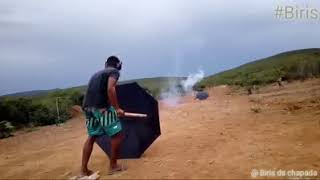 Guerra de foguete