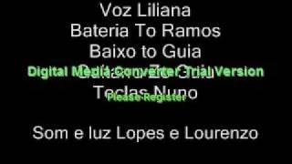 Liliana Solta-se o Beijo