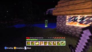 Minecraft: Xbox 360 Edition: Creeper Explosion Sound Effect