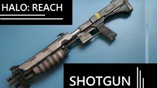 Halo: Reach Shotgun Replica