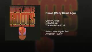 Oluwa (Many Rains Ago)