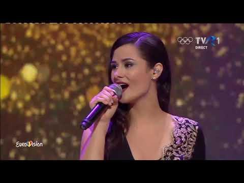Paula Crişan - I am here | Semifinala Eurovision 2018