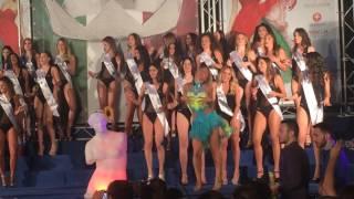 """MARIKA CECERE """"Miss Italia Campania """"2016 (Il  Ballo del Mattone)"""