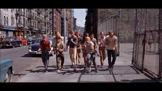 West Side Story - Jet Song (1961) HD