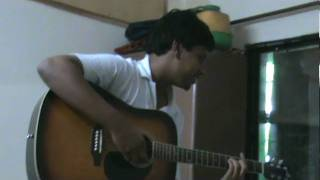Jadoo teri nazar on guitar