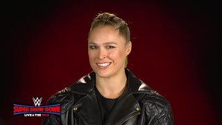 Ronda Rousey intends to get rowdy at Australia's WWE Super Show-Down