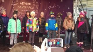 4.C ZŠ Bakalka - Let It Be Christmas (Zelňák, Brno - 20. 12. 2016)