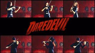 Daredevil - opening theme  (Anastasia Soina violin)