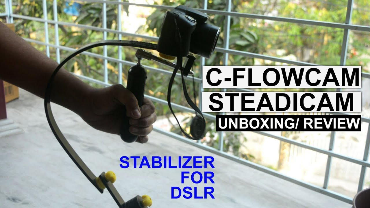 Download thumbnail for Best Cheap Camera Stabilizer For DSLR