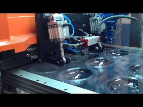 SNK THERMOFORM MACHINE WITH 3 STATION
