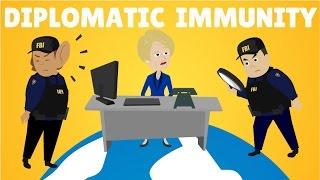 Diplomatic Immunity Explained | Lex Animata | Hesham Elrafei