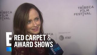 "Alexis Bledel's Message to ""Gilmore Girls"" Fans 