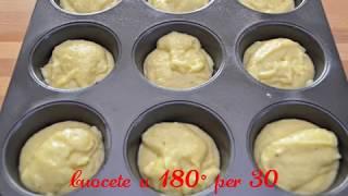 Antipasto sfizioso e veloce - muffin salati -