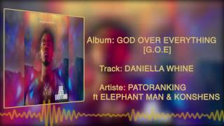 Patoranking - Daniella Whine [Official Audio] ft. Elephant Man, Konshens