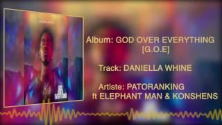 Patoranking - Daniella Whine [Official Audio] ft. Elephant Man, Konshens