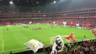 BENFICA | BAILANDO !!! | Benfica 2-1 Sporting