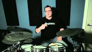Free Live Drum Lesson - Developing Groove On The Drums