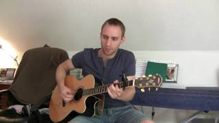 Clapton-Inspired Western Guitar Blues