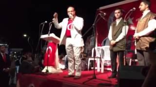 Süleyman Özer den Çanakkale vatan nöbetimizde programından