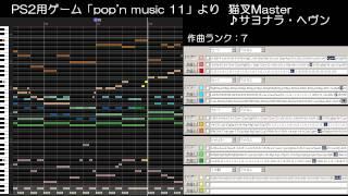 mabinogi MML 07 猫叉Master「サヨナラ・ヘヴン」