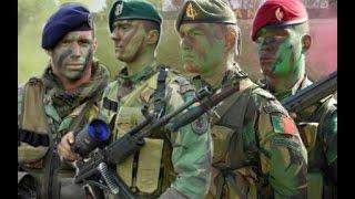 Corpos - Unidades - Grupos de ELITE de PORTUGAL - Militares e Policiais